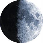 Lunárna fáza - 11. deň