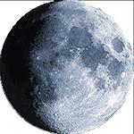 Lunárna fáza - 12. deň