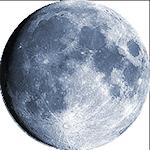 Lunárna fáza - 14. deň