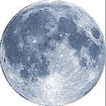 Lunárna fáza - 16. deň