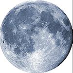 Lunárna fáza - 17. deň