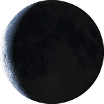 Lunárna fáza - 26. deň