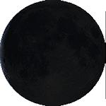 Lunárna fáza - 29. deň