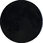 Lunárna fáza - 3. deň