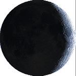 Lunárna fáza - 6. deň